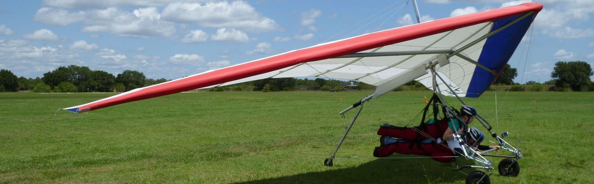 Hang Gliding in Madrid