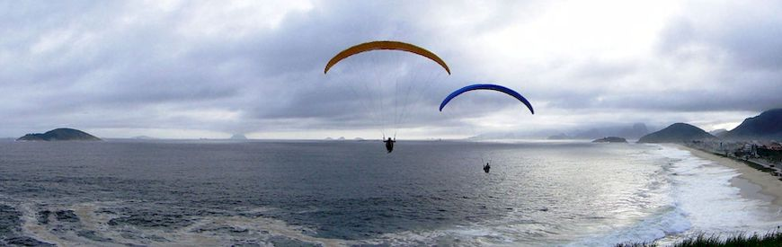 Bons Plans de Parapente  Madrid