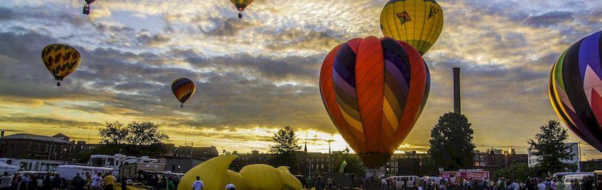热气球之旅报价莱昂省