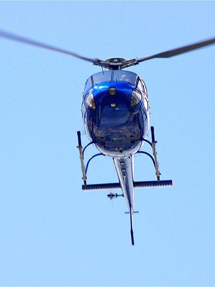直升机游览