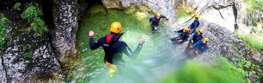 Offerte di Canyoning  Barcellona