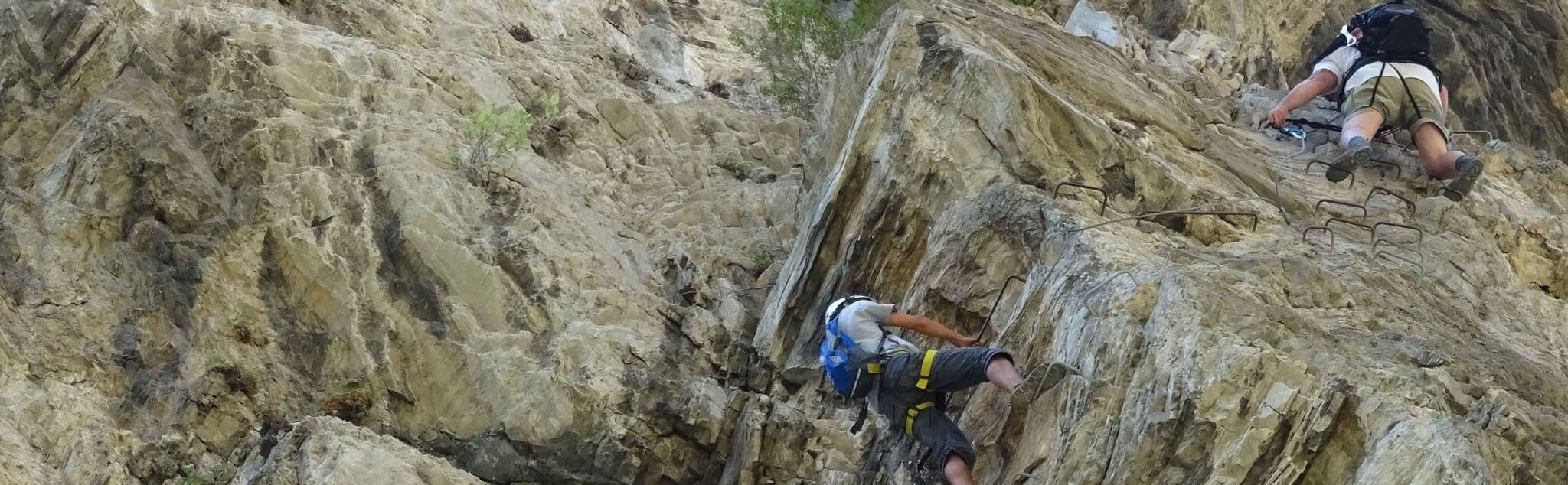 Via Ferrata in Castellón