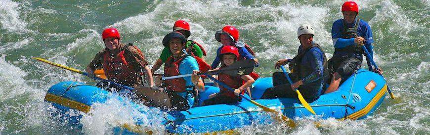 Offerte di Rafting  Spagna
