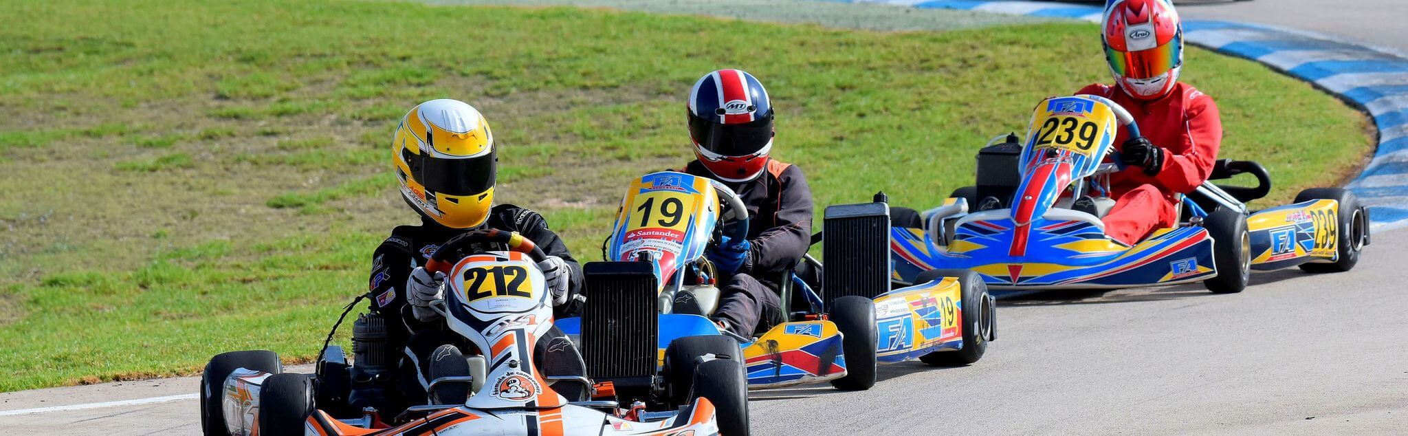 Karting en Valladolises