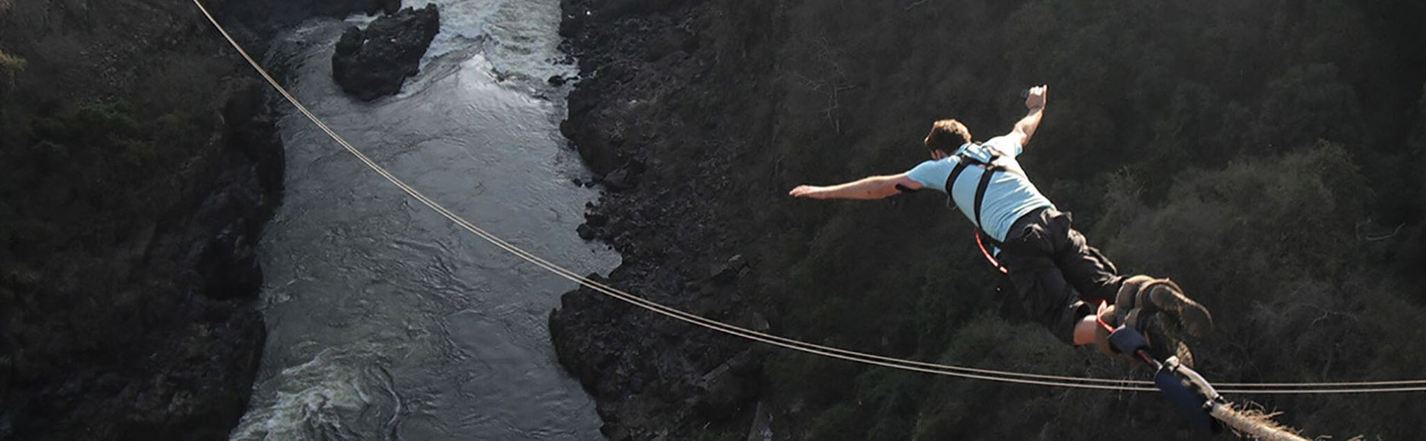 Bungee Jumping in Zuñiga