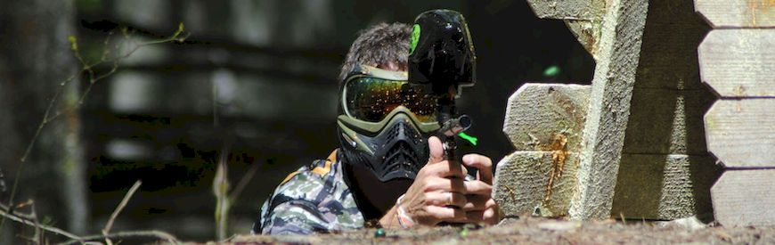 Ofertas de Paintball Indoor  Alicante