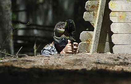 Paintball en Cádiz