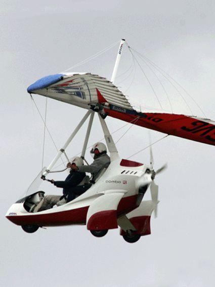 超轻型飞机