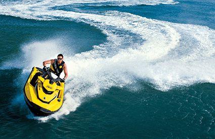 Motos de Agua en Lanzarote