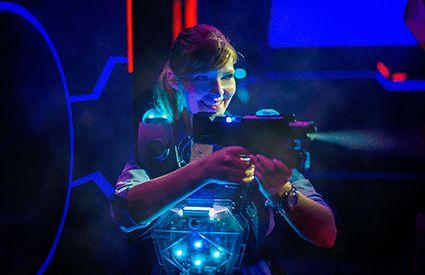 Laser Tag en Huesca
