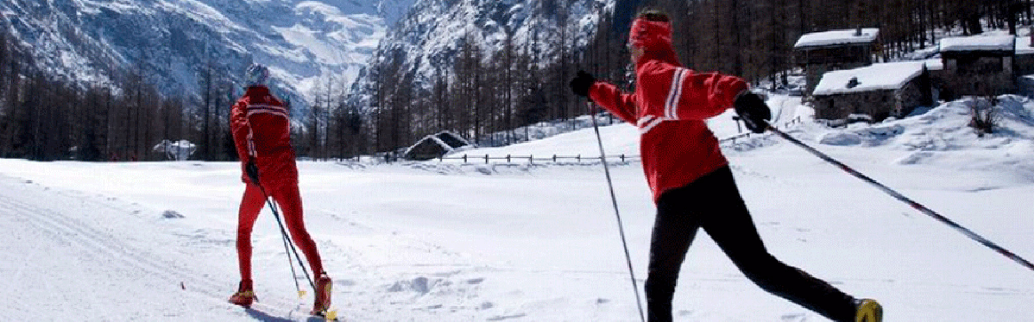 Cross-Country Skiing in Lleida
