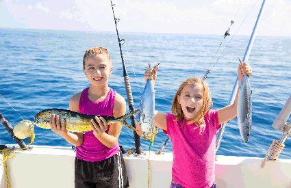Pesca en Alicante