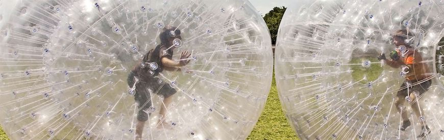 Ofertas de Bubble Football  Zaragoza
