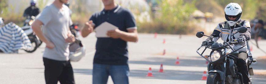 摩托车驾驶培训报价西班牙