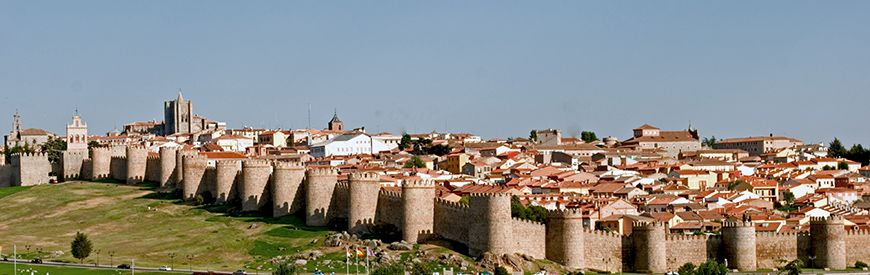 Activities in Ávila