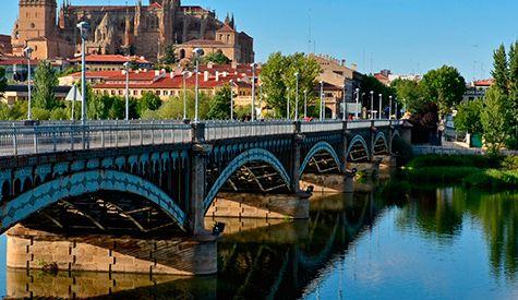 Canoas Salamanca