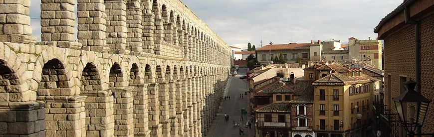 Activities in Segovia