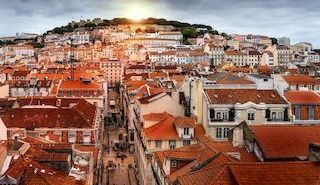 Parapente Lisbonne