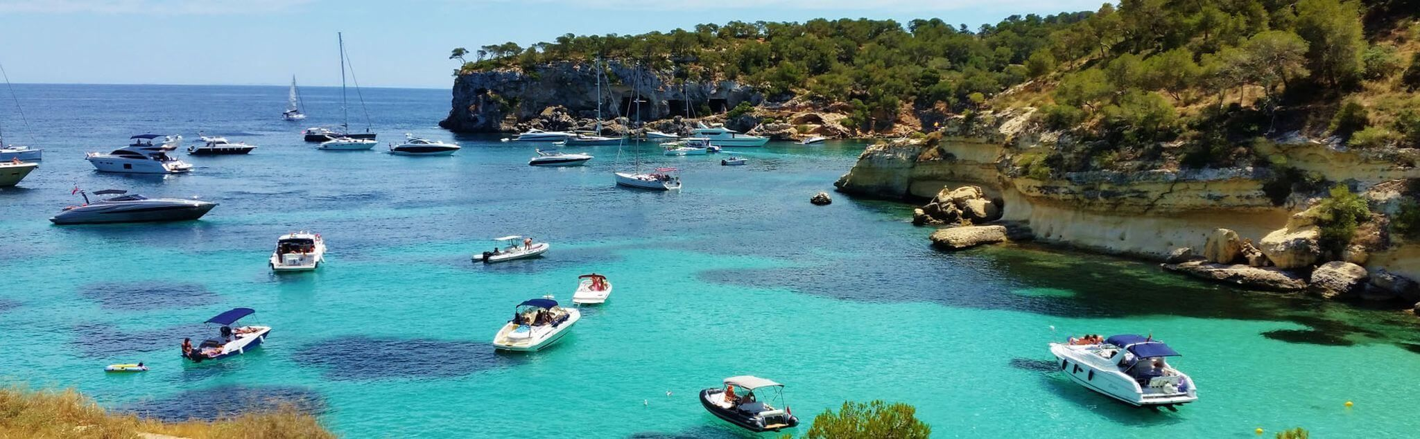 Voli Aereo en Islas Baleares