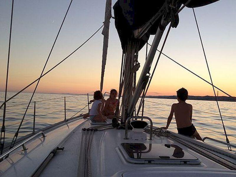 会面和探索大海