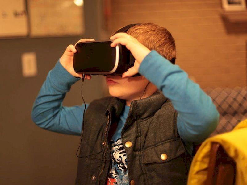 Scopri la realtà virtuale