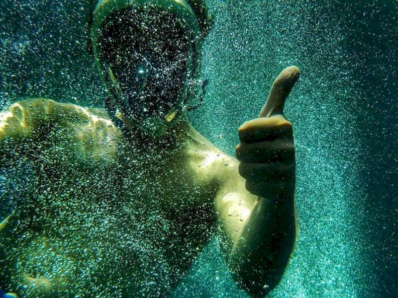 海洋:对身体,心灵和皮肤有益