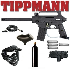 Pack Tippmann B Mercury Paintball