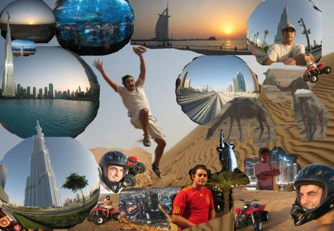 Collage Dubai 2010