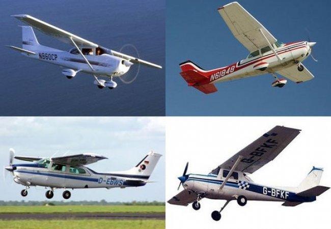 Modelos de avioneta