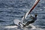 El windsurf es dif�cil