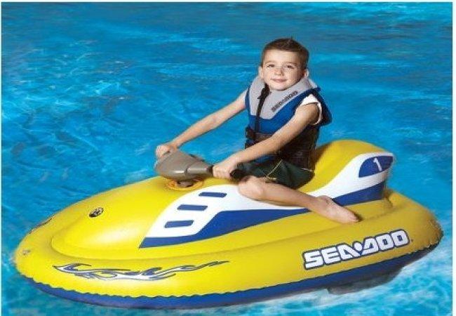 Motos de agua para niños