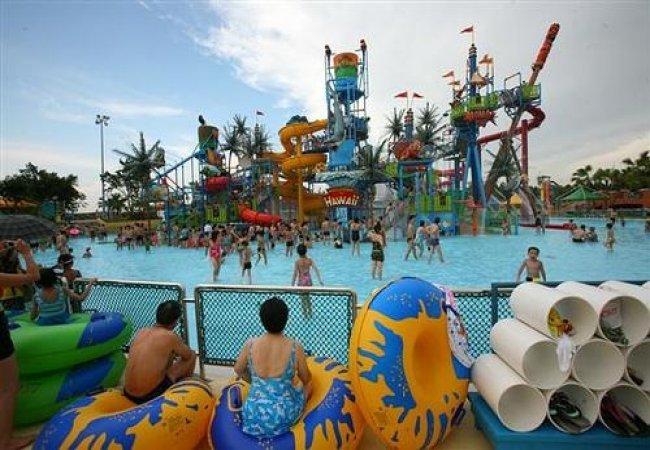 Parques acuáticos para la familia