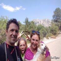 Escalada con niños cerca de Madrid